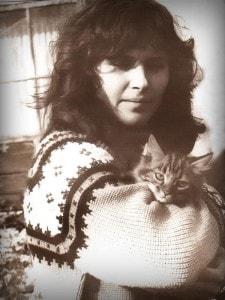 Сибирский котёнок по имени Федя